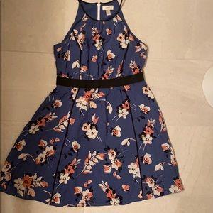 Loft flower print summer dress